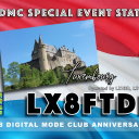 FT8DMC ANNIVERSARY ACTIVITY WEEKS 2019 couverture d'événement