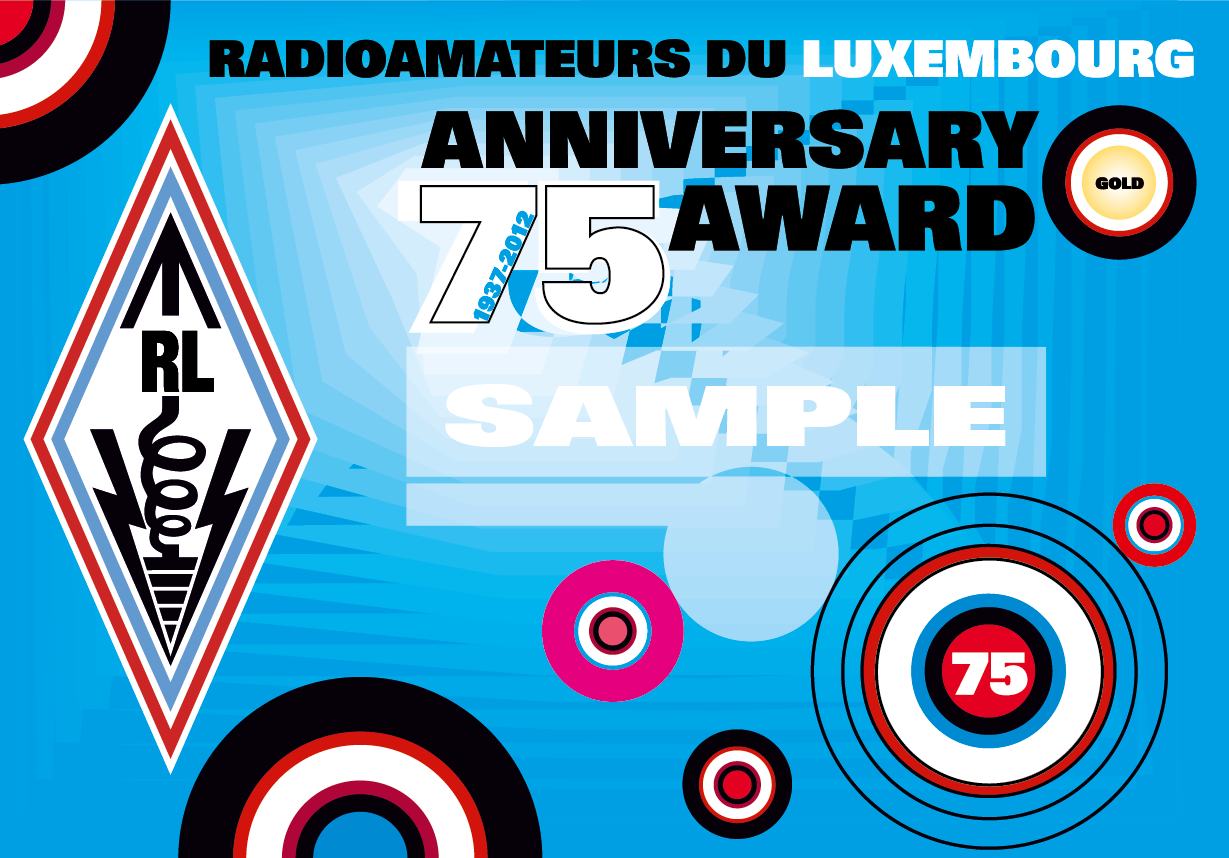RL - 75th Anniversary Award