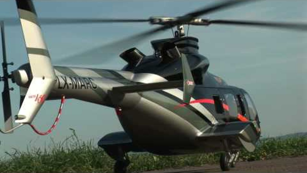 Bell 430 RC Turbine Helicopter LX-MARC Full Flight